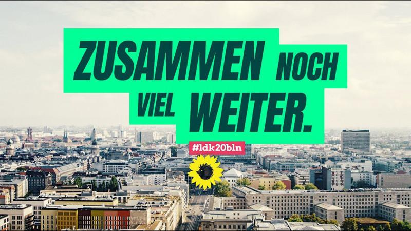 """Vorschaubild """"Zusammen noch viel weiter. #ldk20bln"""""""