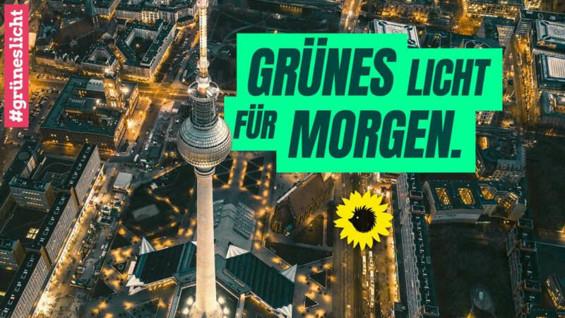 """Vorschaubild """"Grünes Licht für Morgen."""" #grüneslicht"""