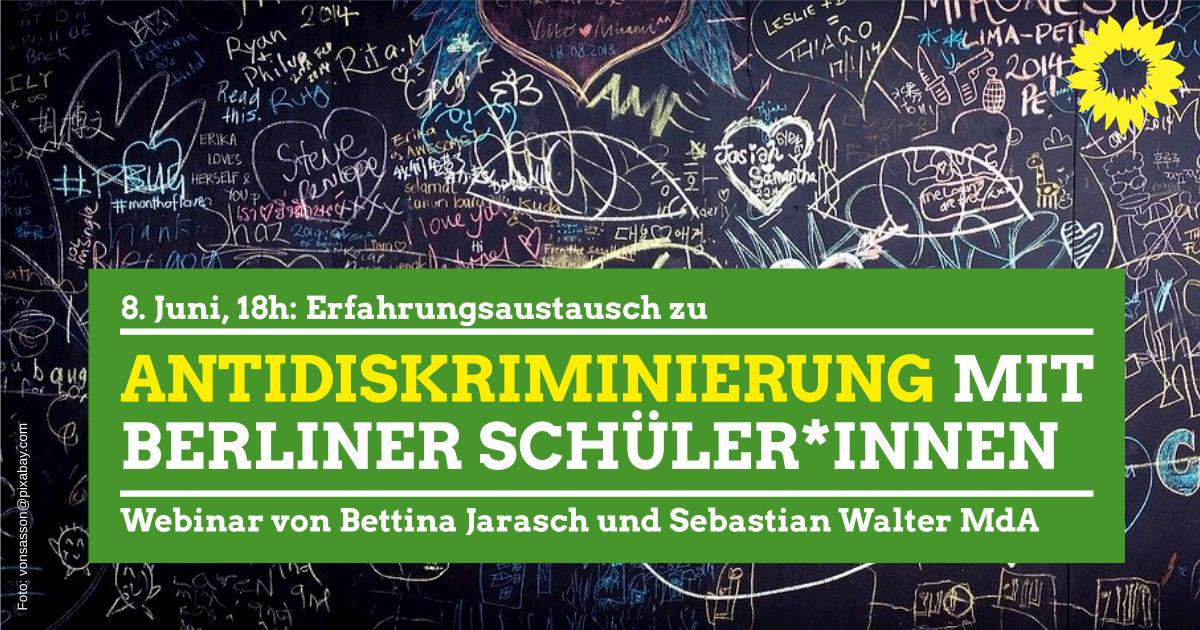 Antidiskriminierung an Berliner Schulen